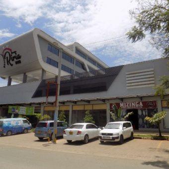 Jennifer Riria Hub Offices, Nakuru